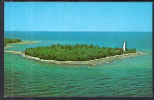 Lighthouse,Cana Island Near Bailey's Harbor,WI