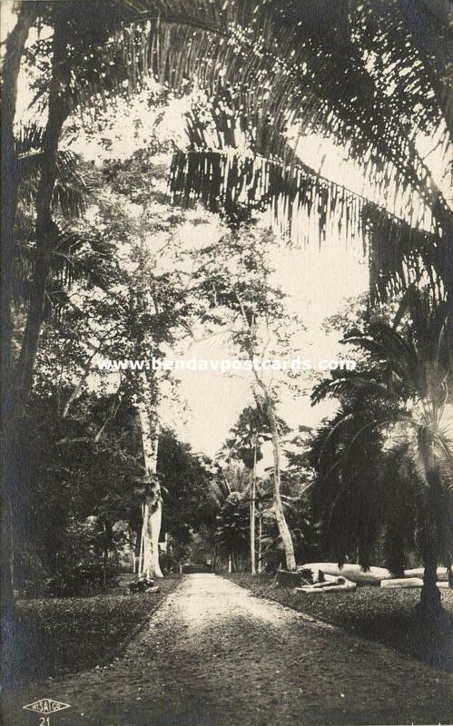 haiti, PORT-AU-PRINCE, Beautiful Spots of the Country (1935) RPPC