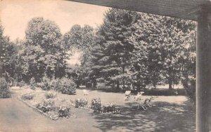 Scenic Gardens in Great Barrington, Massachusetts The Berkshire Inn.