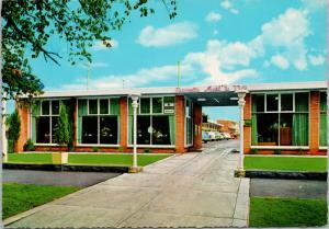 Parkville Caravilla Melbourne Australia Vintage Postcard D59 UNUSED