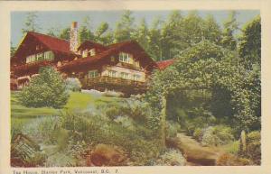 Tea House, Stanley Park, Vancouver, B.C. Canada, 00-10s