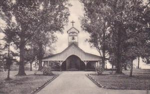 New York Auriesville The Open Chapel Of Our Lady Of Martyrs The National Shri...