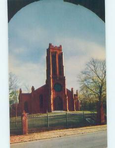 Pre-1980 CHURCH Staunton - Near Harrisonburg & Charlottesville VA A7705-12