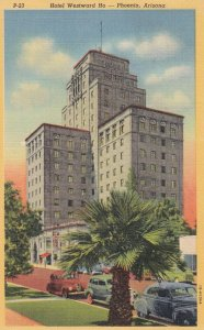 PHOENIX , Arizona , 1930-40s ; Hotel Westward Ho