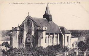 CANDES , France , 00-10s : L'Eglise
