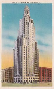 Missouri Kansas City Power and Light Company