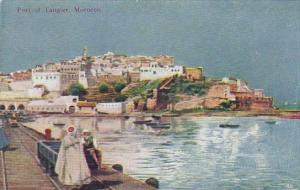 Morocco Tanger Port Of Tangier