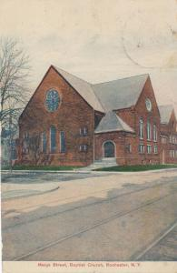 Meigs Street Baptist Church, Rochester, New York - DB