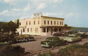 GRAND MARAIS, Minnesota, 1940-60s;  Hotel East Bay