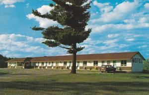 Greetings From Scenic Motel, Pembroke, Ontario, Canada, PU-1977