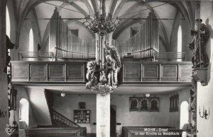 RP, WAGRAIN (Salzburg), Austria, 1930-50s; MOHR - Orgel in der Kirche zu Wagrain