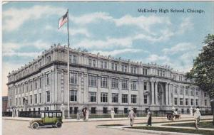 Illinois Chicago McKinley High School