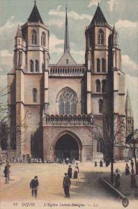 DIJON, L'Eglise Sainte-Benigne, Cote d'Or, France, 00-10s
