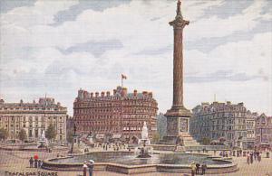Trafalgar Square, London, England, United Kingdom, 00-10s
