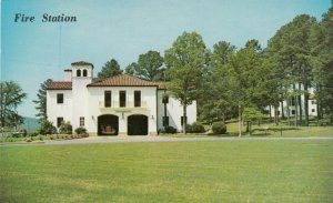 ANNISTON , Alabama , 1940-60s; Fort McClellan, Fire Station No. 1