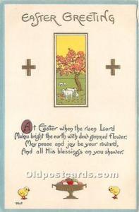 Easter Postcard Post Card