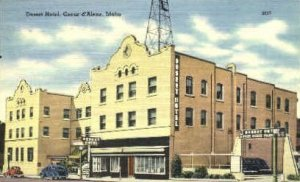 Desert Hotel - Coeur d'Alene, Idaho ID