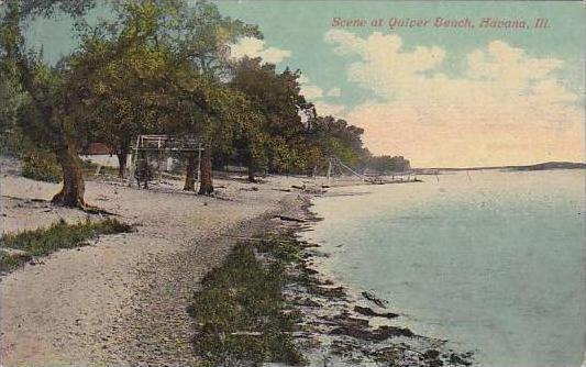 Illinois Harvana Scene At Quiver Beach