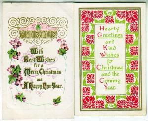2 - Christmas Greetings