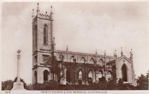 RP: CLIFTONVILLE, , Kent ,  England , 1949 ; Trinity Church