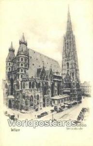Austria Wien - Vienna Stefanskirche