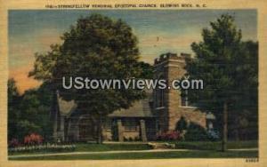 Stringfellow Episcopal Church Blowing Rock NC 1954