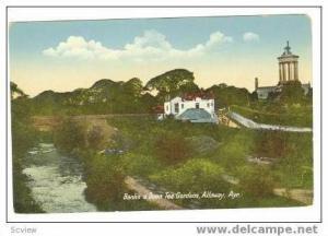 Banks o'Doon Tea Gardens,Alloway,Ayr,England,00-10s