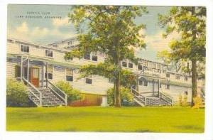 Service Club, Camp Robinson, Arkansas, 30-40s