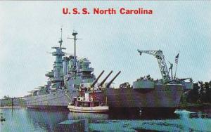 U S S North Carolina Wilmington North Carolina