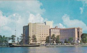 Municipal hospital , TAMPA , Florida , 50-60s