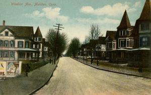 CT - Meriden.  Windsor Avenue