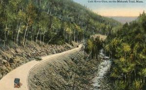 MA - Mohawk Trail, Cold River Glen