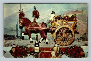 Chicago IL, Como Inn, Chrome Illinois Postcard