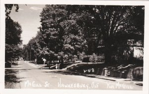 RP: HAWKESBURY , Ontario , 30-40s ; McGill Street