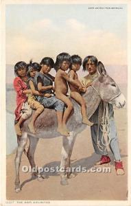 The Hopi Unlimited Unused