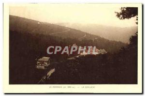 Old Postcard The Hohneck The Schlucht