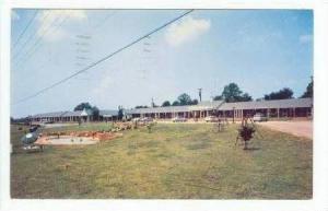 Colonial Court Hotel, Greenville, South Carolina, PU-1957