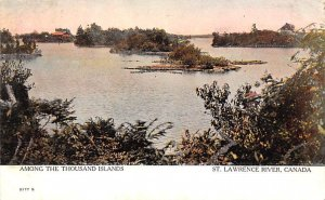 Among the ThoUSA nd Islands St Lawrence River Unused