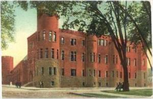 The New York State Armory, Schenectady, New York, PU-1914