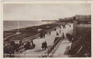 Promenade, North Shore, Bridlington, East Riding, Yorkshire England 1953