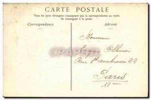 Old Postcard New Saint Rapahel road in Cannes Le Trayas