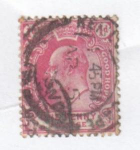 Cape Of Good Hope Antique Stamp