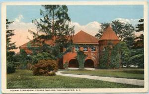 NY - Poughkeepsie. Vassar College Alumni Gymnasium