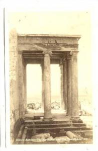 RP: Greece-Athens-The North Porch of the Erechtheum, 20-40s