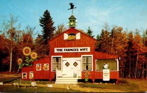 Maine Weld The Farmers Wife Gift Shop and Luncheonette
