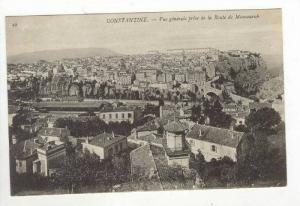 Constantine , Algeria, 00-10 Vue generale prise de la Route de Mansourah