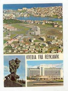 3Views: An Aerial View Of The City Center,  The Outlaws  by The Sculptor Eina...