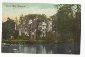 UK England Warwick Guy's Cliff House Valentine's Series 1910 Postcard