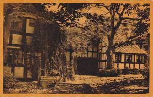 Farvergaarden, Ebeltoft, Denmark, 1910-1920s
