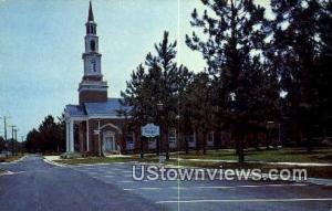 Porterfield Methodist Church Albany GA Unused